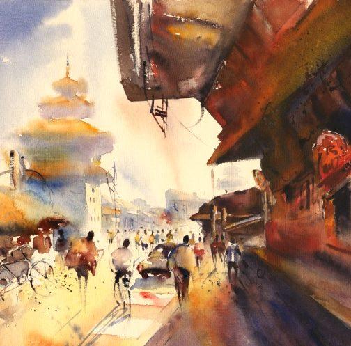 'Durbar Square'