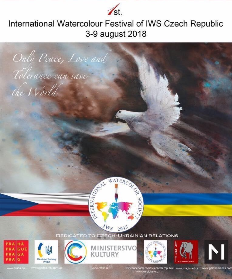 international Watercolor Festival in the Czech Republic